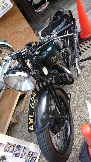 ヴィンテージバイク2