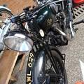 写真: ヴィンテージバイク2