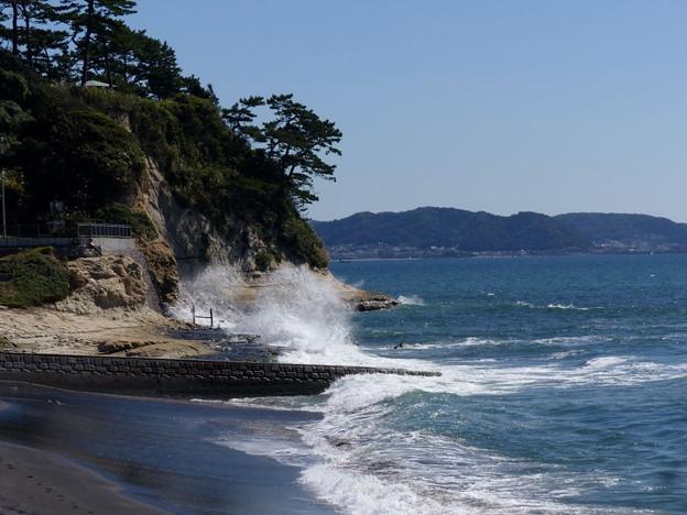 Photos: rs-151008_13_稲村ケ崎と波濤(鎌倉) (54)