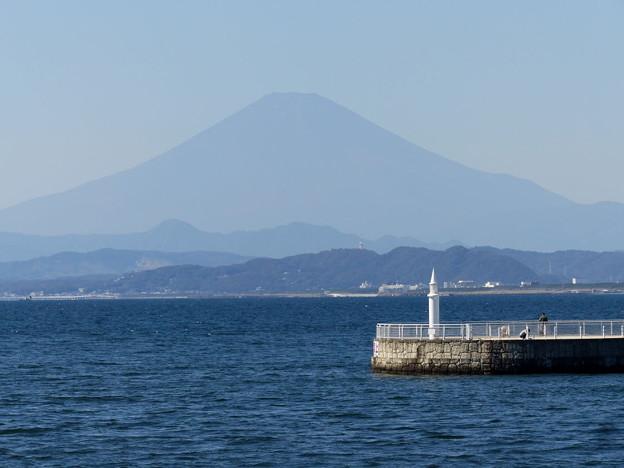 Photos: rs-151008_14_弁天橋からの眺め(江の島) (2)