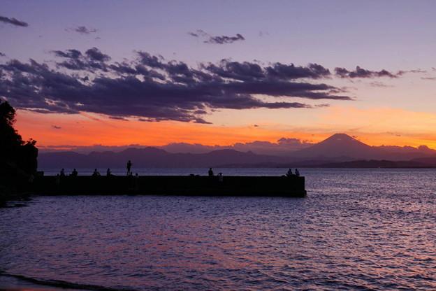 Photos: rs-180817_55_マジックアワー・S18200・α60(江の島) (28)