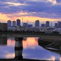 190101_01_初日の出を撮りに・S18200・α60(鶴見川) (23)