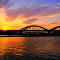 Photos: 190511_74Y_夕景・S18200(多摩川) (24)