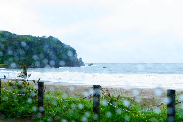 190430_01Y_雨の海岸・RX100M4(弓ヶ浜) (9)