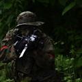 Photos: 森林戦