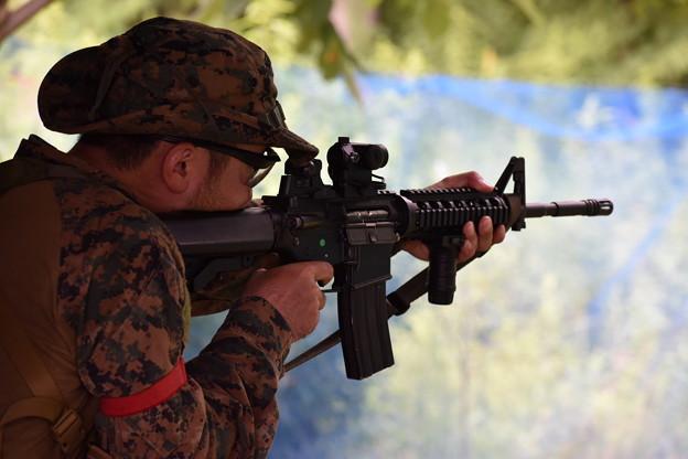M4 射撃訓練 2