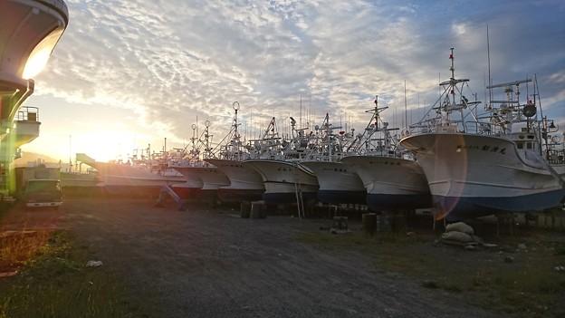 出港日のために -職場釣り部 第1回 in広尾-