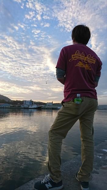 幻想海域 -職場釣り部 第1回 in広尾-