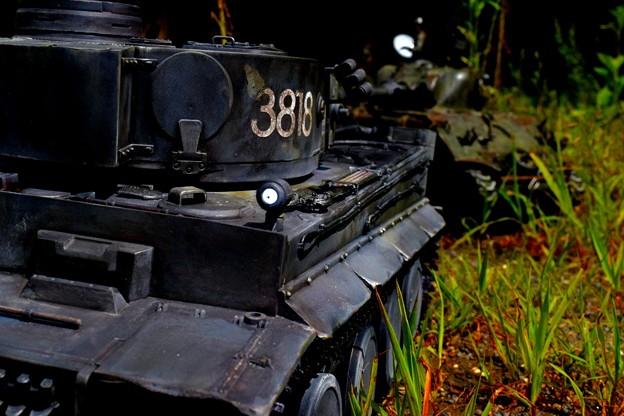 写真: Tank