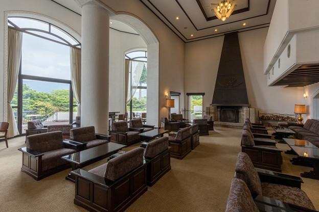 Photos: 山のホテルラウンジ