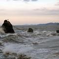 写真: 夫婦岩