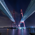 写真: 名港トリトン (西大橋)