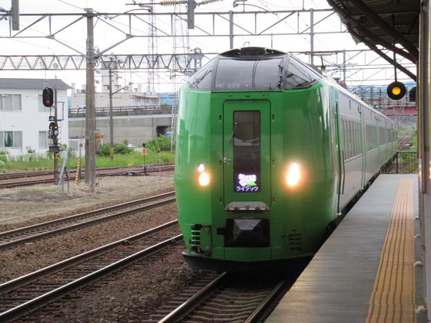 3036Mレ 789系HE-204・104編成