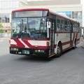 Photos: 旭川電気軌道 日産ディーゼルスペースランナー 旭川22か・829