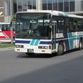 Photos: 道北バス 三菱ふそうエアロスター 旭川200か・854