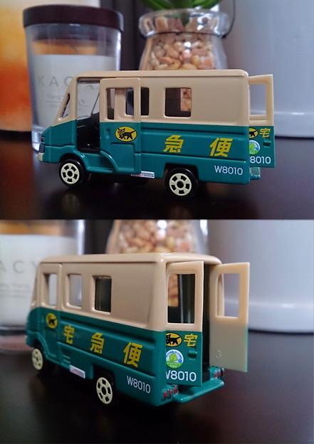 ヤマト運輸ミニカー