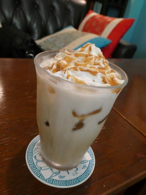 レトロのカフェ