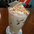 写真: レトロのカフェ