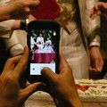 Photos: 披露宴パーティー?