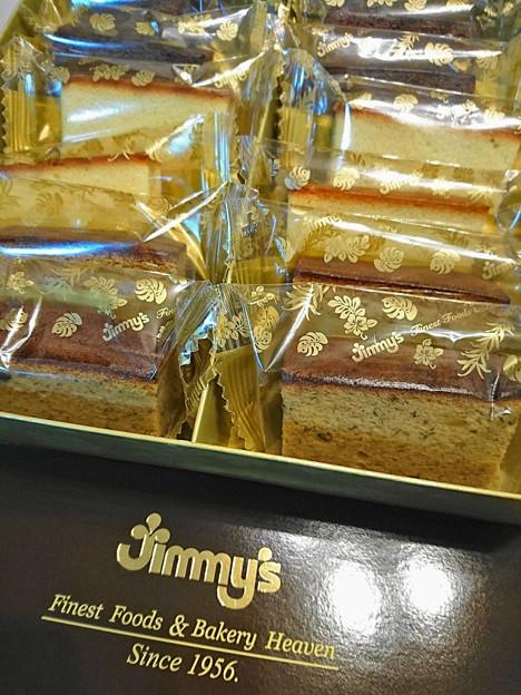 写真: jimmysのパウンドケーキ