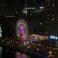 ポートタワーから見た夜景