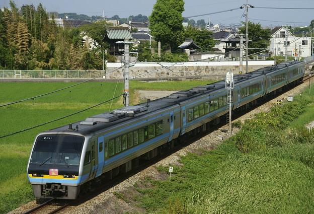 2000系・南風15号(2)