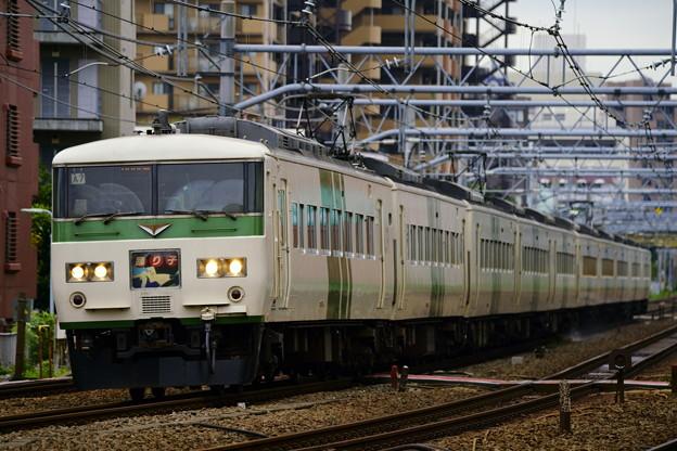185系・踊り子108号(3028M)(3)