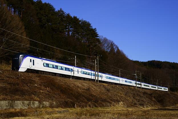 E353系・あずさ17号(67M)(8)