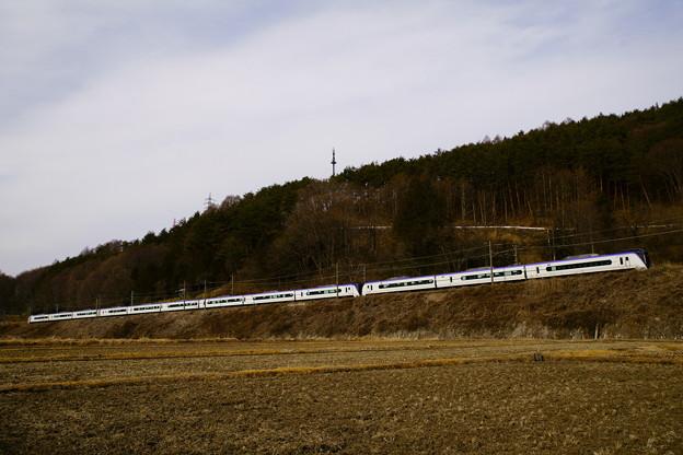 E353系・スーパーあずさ18号(18M)(5)