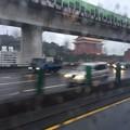 Photos: バスで台北松山機場へ