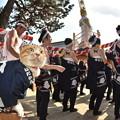 Photos: お神輿出発