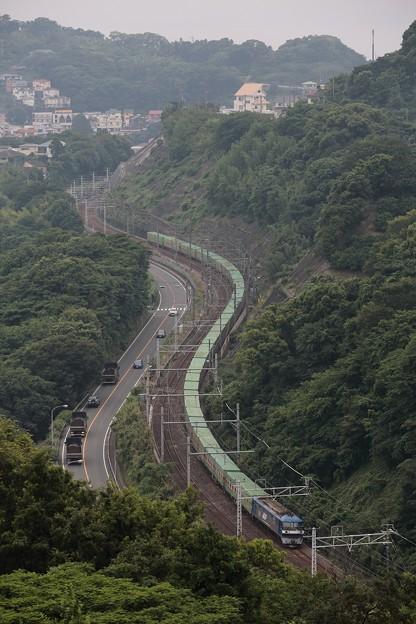 54レ 福山レールエクスプレス
