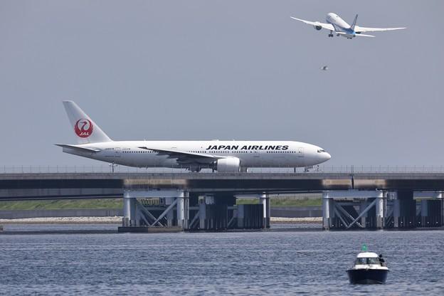 Photos: departure
