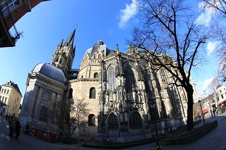 アーヘン大聖堂の画像 p1_33