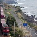 JR貨物列車(上り)