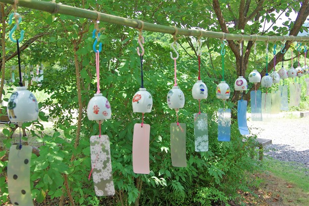 Photos: 陶風鈴祭り