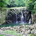 関之尾の滝 a