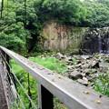 関之尾の滝 c
