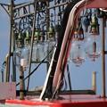 写真: 漁船のランプ