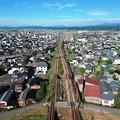 Photos: 駅へ