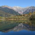 151016-155焼岳登山と上高地・大正池からの穂高連峰