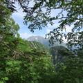 180726-33再挑戦「霞沢岳登山」・穂高連峰