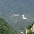 写真: 180726-59再挑戦「霞沢岳登山」・K1ピークからの梓川