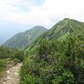 180726-70再挑戦「霞沢岳登山」・K2ピークからの360度 (6/10)