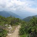 写真: 180726-71再挑戦「霞沢岳登山」・K2ピークからの360度 (7/10)