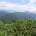 180726-73再挑戦「霞沢岳登山」・K2ピークからの360度 (9/10)