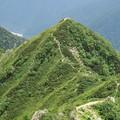 写真: 180726-75再挑戦「霞沢岳登山」・霞沢岳への登り