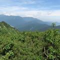 写真: 180726-84再挑戦「霞沢岳登山」・霞沢岳からの360度(9/9)