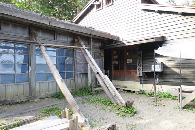180726-90再挑戦「香住沢岳登山」・徳本峠小屋に無事到着♪