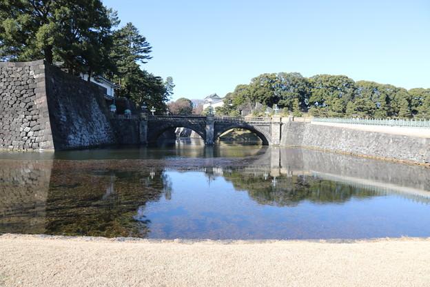 190107-51はとバス・東京1日・皇居・二重橋